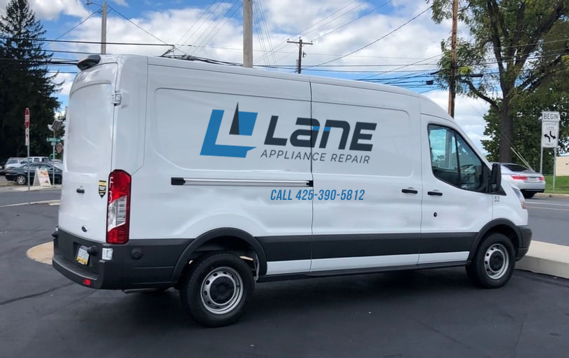 lane appliance repair van in redmond